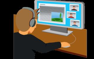 réseau social d'apprentissage, Formation présentielle digitale, e-learning, La pratique du « multitâches »,formation « One to One », MOOC , SPOC