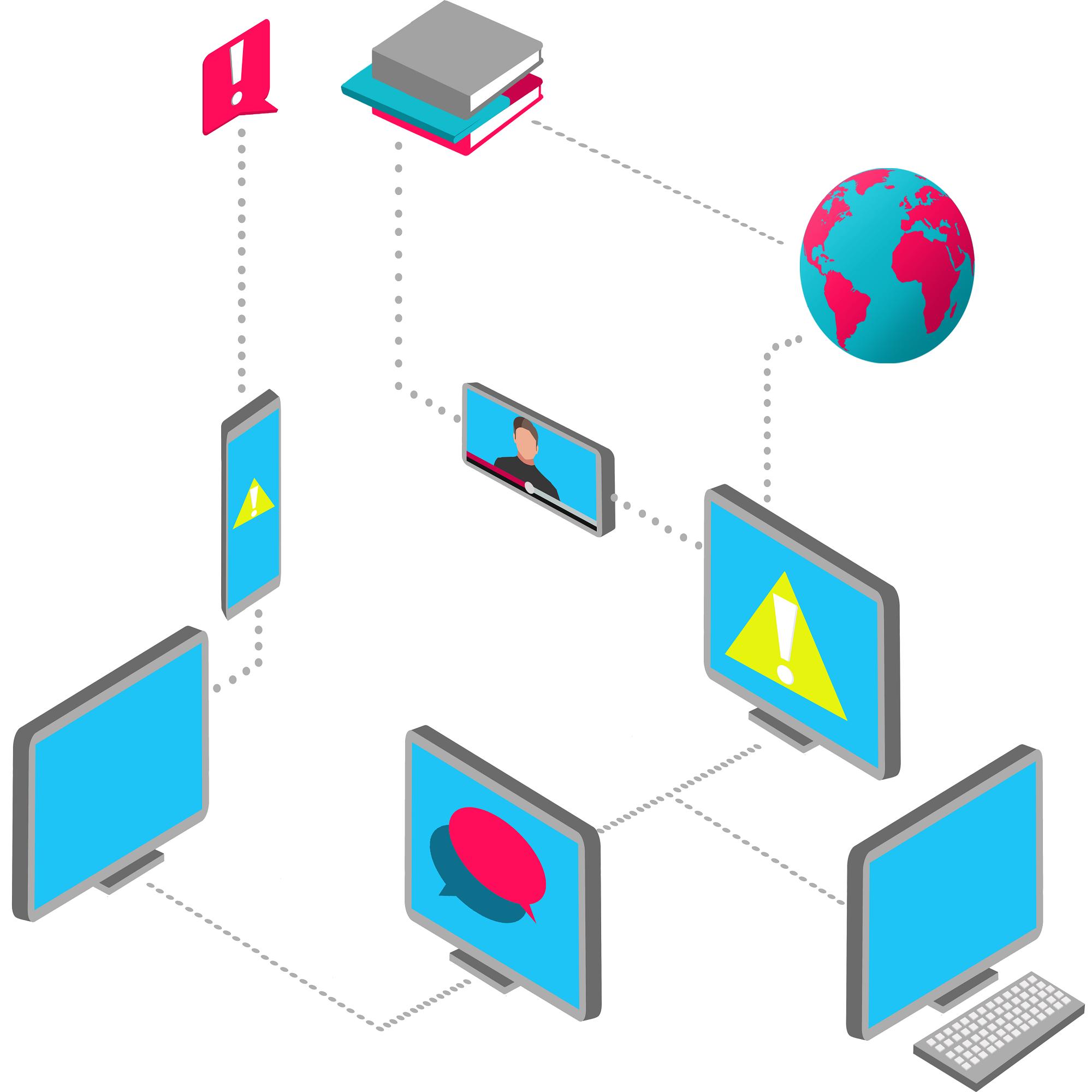 MOOC IN TOUCH-Connectivisme et collaboratif