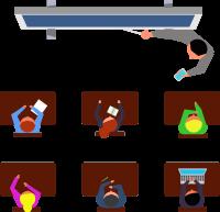 Formation présentielle digitale différences importantes, MOOC, COOC, SPOC, formation « One to One », conception et réalisation de MOOC, COOC, SPOC