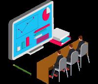 Production des ressources pédagogiques, conception, scénarisation, réalisation de vidéos et d'animations pédagogiques